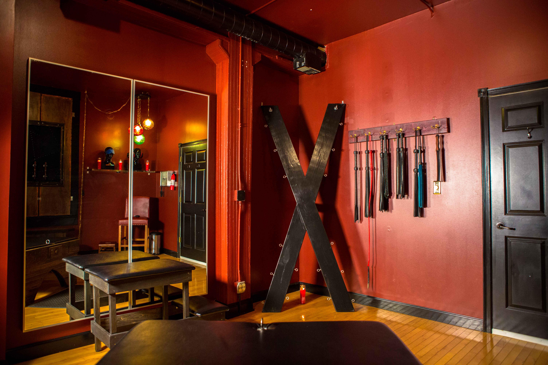 Sex room rentals