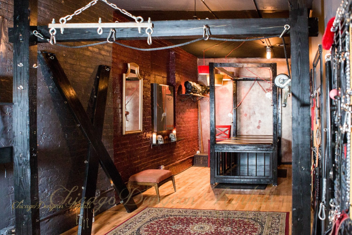 Photos Play Rooms Chicago Dungeon Rentals